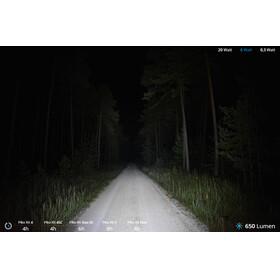Lupine Piko RX 7 Otsalamppu , musta